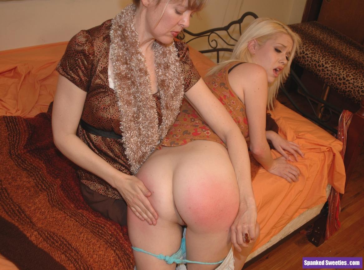 Spankings naughty girl